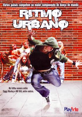 Ritmo Urbano - DVDRip Dual Áudio