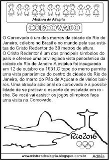 Jogos olímpicos e o Rio de Janeiro