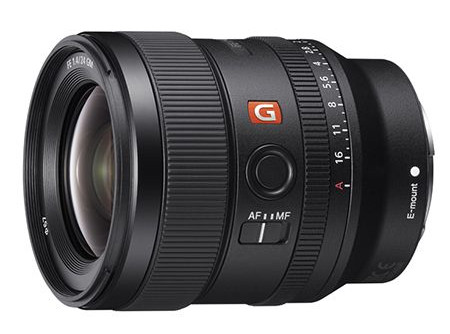 Sony FE 24 mm f / 1.4 GM: An exceptional optics for the A7 / A9 range