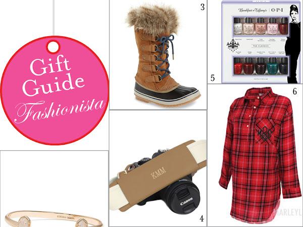 Gift Guide: Fashionista