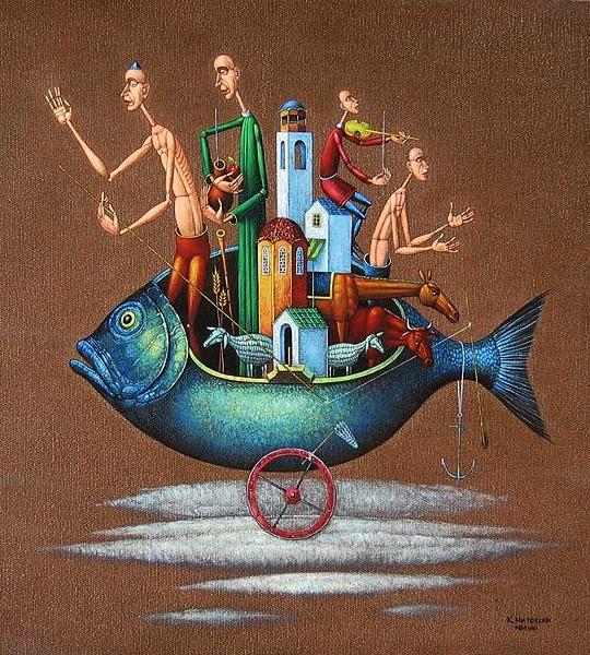 Il Mondo Di Mary Antony Kiril Mitovski
