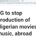 Ban Of Movie/Music Production Abroad: Ruggedman Also Fires FG