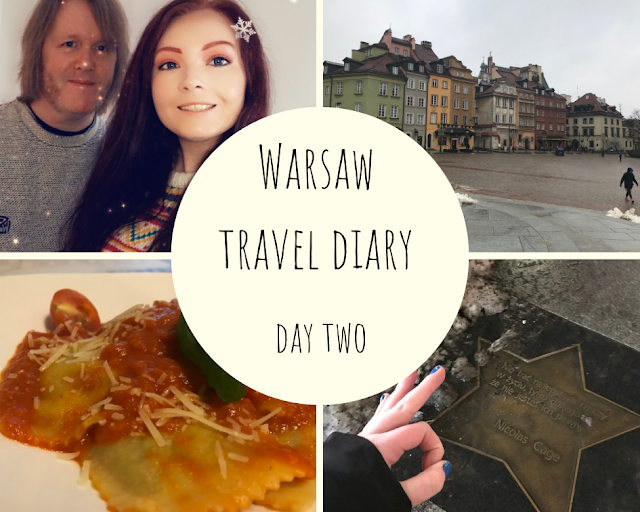 warsaw travel blog posts