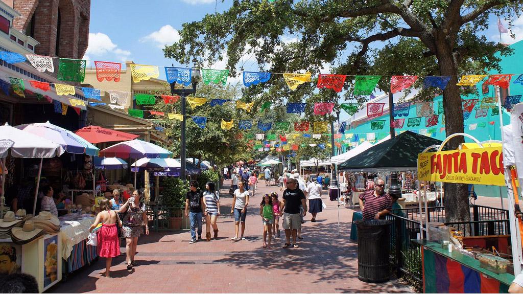 Restaurants Near Market Square San Antonio