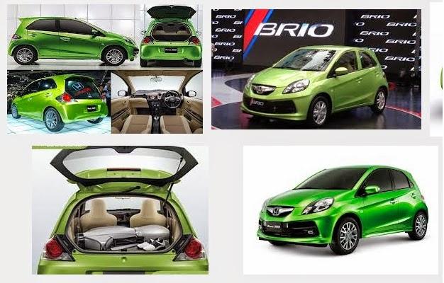 Harga Mobil Honda Brio: Harga Honda Brio Satya Kredit Spesifikasi