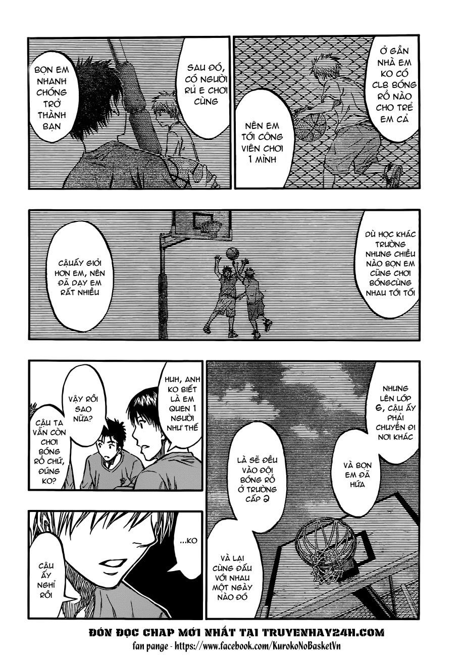 Kuroko No Basket chap 204 trang 5