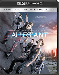 DVD & Blu-ray Release Report, The Divergent Series: Allegiant, Ralph Tribbey