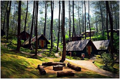 tempat wisata  di bandung yang murah dan cocok untuk spot photoshoot dengan indahnya pesona wisata alam yang cocok juga untuk berwisata bersama anak
