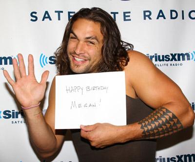 jason momoa happy birthday Jason Momoa Wishes Megan a Happy Birthday! » Risky Regencies jason momoa happy birthday