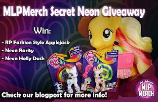 MLP Merch Secret Neon Giveaway