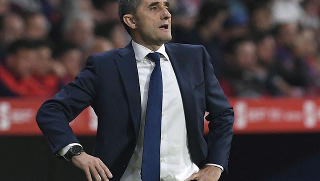 Les 4 joueurs qu'Ernesto Valverde ne veut plus voir au Barça