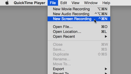 Square Island: Use Quicktime to record your own talk