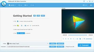 4Videosoft 4K Video Converter 6.2.16 Multilingual Full Patch