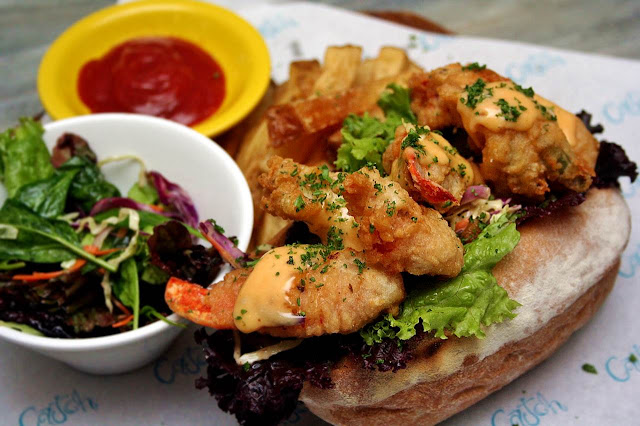 Lobster Po' Boy