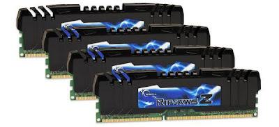 Módulos de Memória RAM G.SKILL RIPJAWSZ 32GB