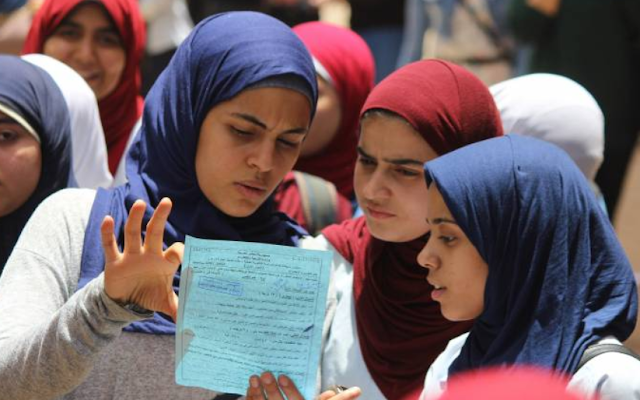 تعليق طلاب الثانوى العام على مقترح جدول الامتحانات 2019 (ترتيب المواد يحتاج إلى إعادة النظر)