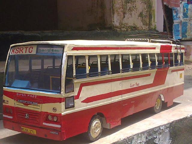 Ksrtc Bus Models By Joshy John Kuravilangadu Aanavandi Travel Blog