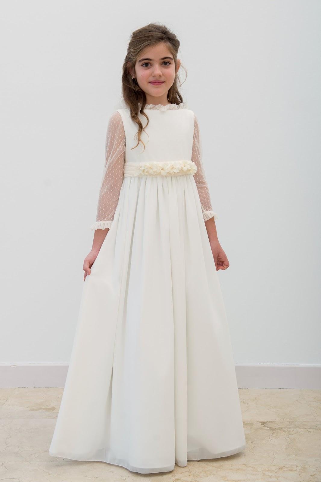 Emma Ascot Kids Vestidos Y Complementos De Comunión Y