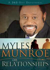 Myles Munroe's top 10 quotes bordering on success, purpose, leadership and living a fulfilled life.
