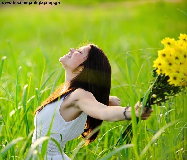 Những câu nói hay về niềm vui bằng tiếng Anh