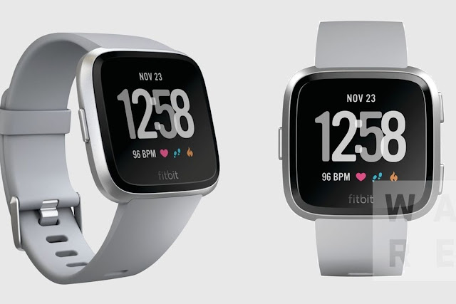 Fitbit's Next Smartwatch Leaked, Said to Appeal to Masses With Pebble Time Steel-Like Design