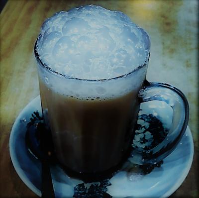 Minuman Khas Riau Pelepas Dahaga kopi tarik aceh panas dingin es