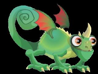Dragón Camaleón (Adulto)
