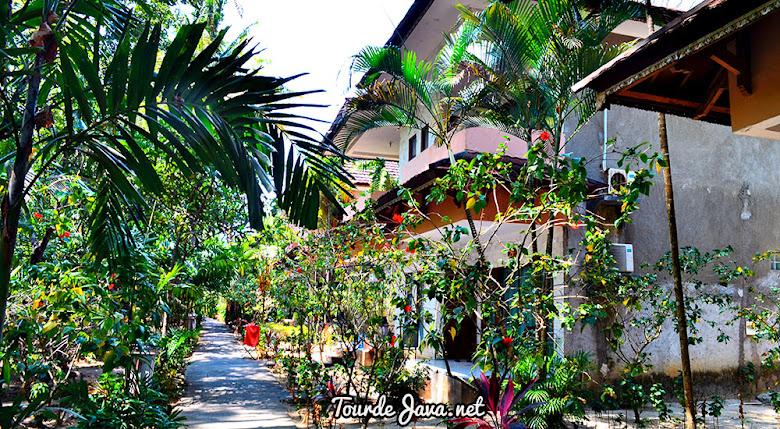 kawasan penginapan ciputih beach resort