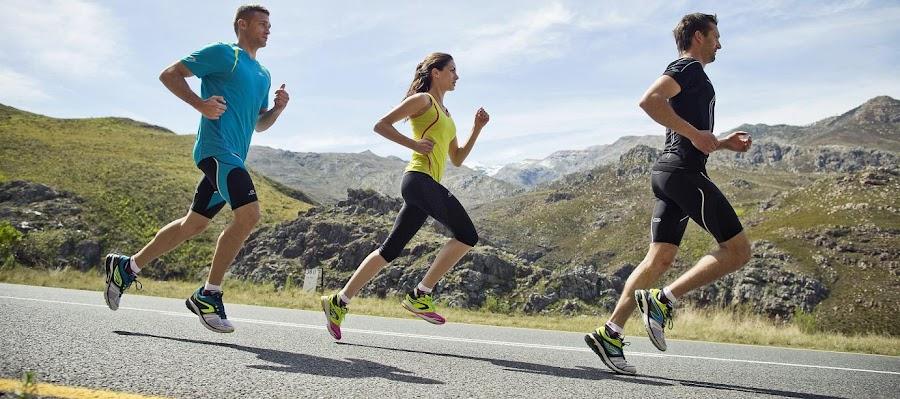 Equipate bien para hacer deporte
