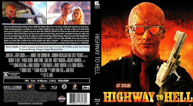 Highway to Hell blu-ray front and back covers
