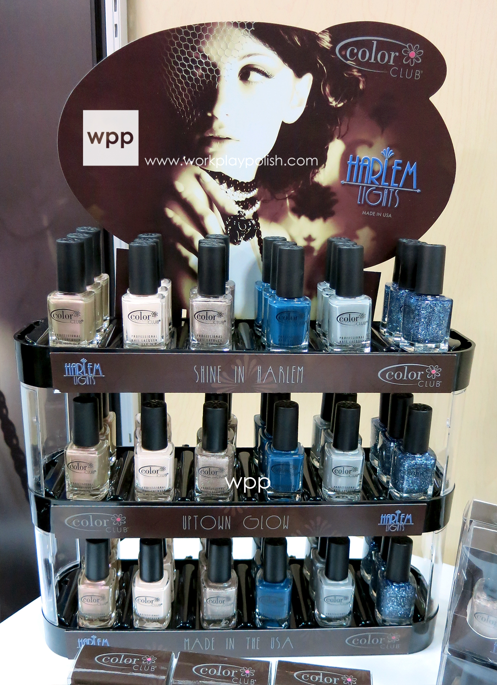 Color Club Harlem Nights (Winter 2013) WPP