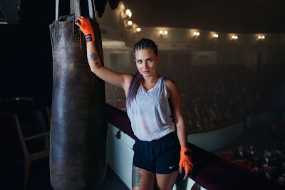 Anastasia Yankova Nike
