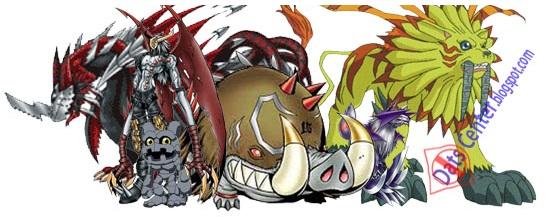 Digimon Master Online ...