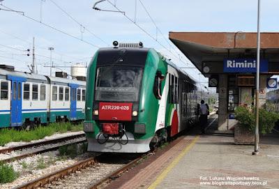 ATR220, PESA 219M Atribo, Ferrovie Emilia Romagna