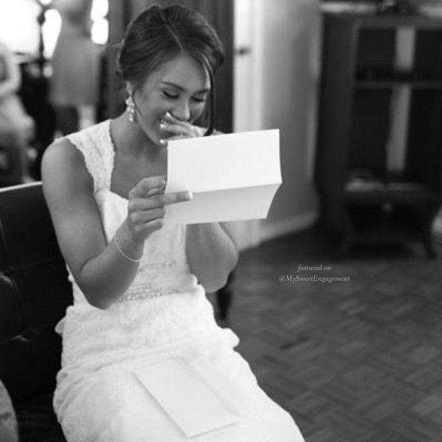 Surpresa para a noiva