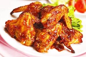 Resep Sayap Ayam Rica-Rica Praktis
