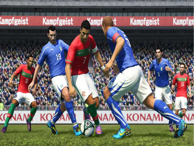 PES Pro Evolution Soccer 2011 Highly Compressed Free Download