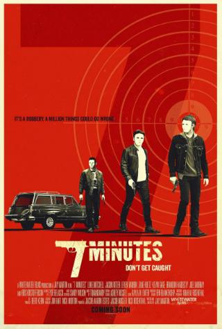7 Minutes [2014] [DVDR] [NTSC] [Subtitulado]