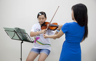 Study music in district 2, hcmc