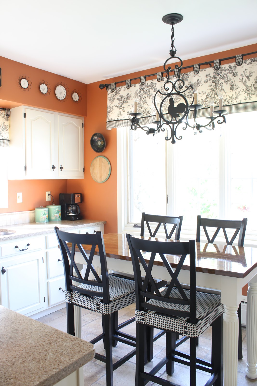 Ranger 911 My French Country Kitchen