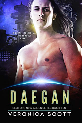 Daegan: Bardari Warriors Bk 10