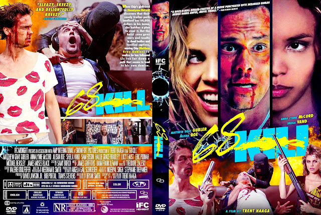 68 Kill DVD Cover