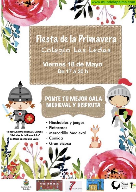 CEIP LAS LEDAS: Fiesta de Primavera