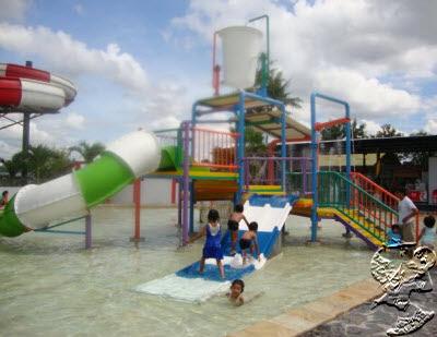 Taman Wisata Tirta Tamansari (Waterbyur Bantul)