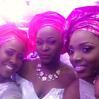 Lilian and Ubi wedding reception