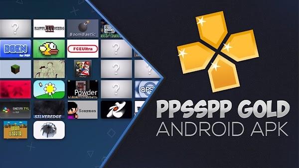PPSSPP Gold - PSP emulator ULTIMA VERSIÓN [APK FULL]