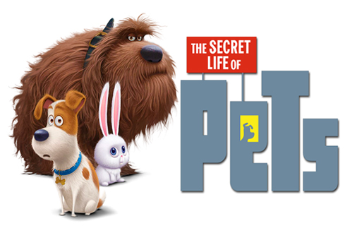 Film THE SECRET LIFE OF PETS Bioskop