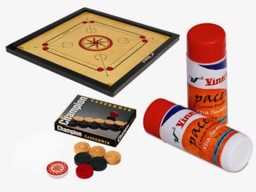 Carrom Board Set Super