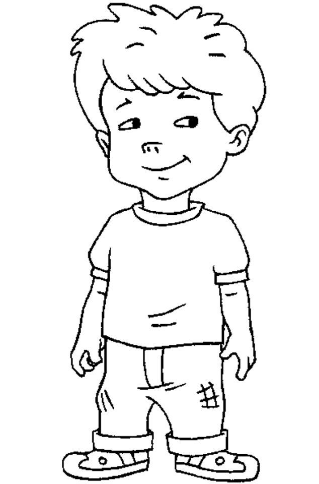 Coloring & Activity Pages: Max Coloring Page