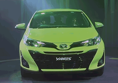 All New Yaris Model Baru 2018